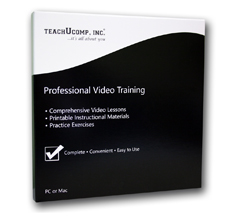 TeachUcomp Mastering Adobe Photoshop Made Easy v. CS5, CS4 & CS3 Training Tutorial Learning DVD-ROM at Sears.com