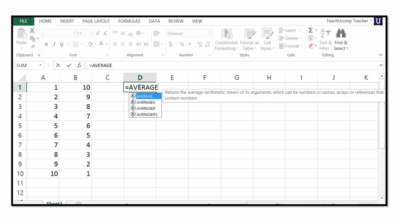 Tutorial: How to Decide Which Excel Lookup Formula to Use