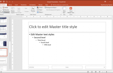 Insert Video in PowerPoint - Instructions and Video Lesson