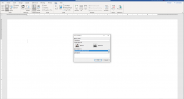 "Record a Macro in Word - Instructions and Video Lesson: A picture of a user naming a new macro in the ""Record Macro"" dialog box."