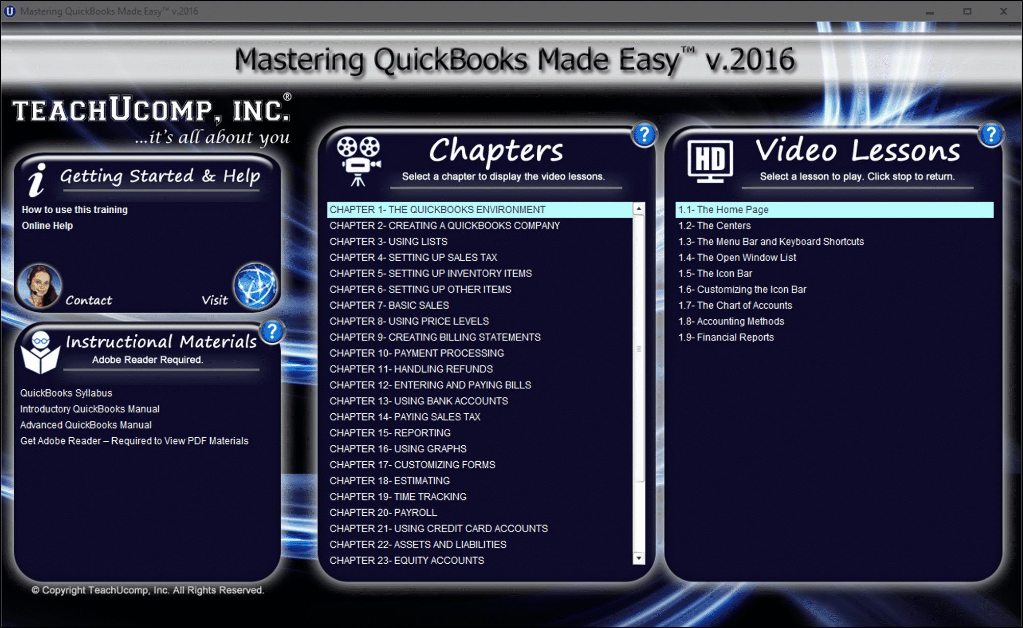 2016 quickbooks pro