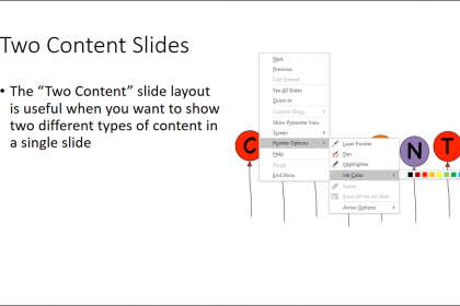 Slide Show View in PowerPoint - Tutorial - TeachUcomp, Inc