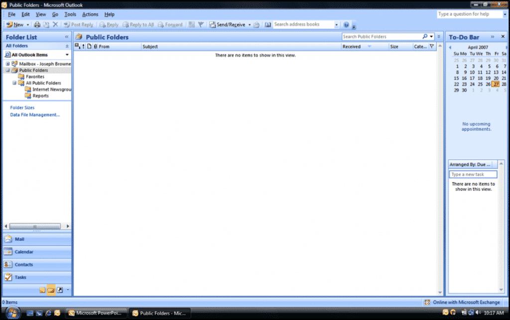 Create a Public Folder in Outlook- Tutorial - TeachUcomp, Inc