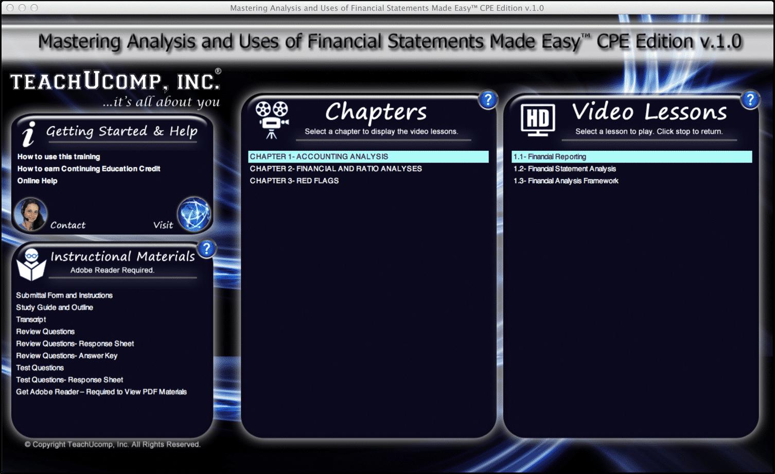 statement analysis blog