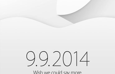 Apple Event on September 9th, 2014: iPhone 6, Apple Watch, and Apple Pay Revealed