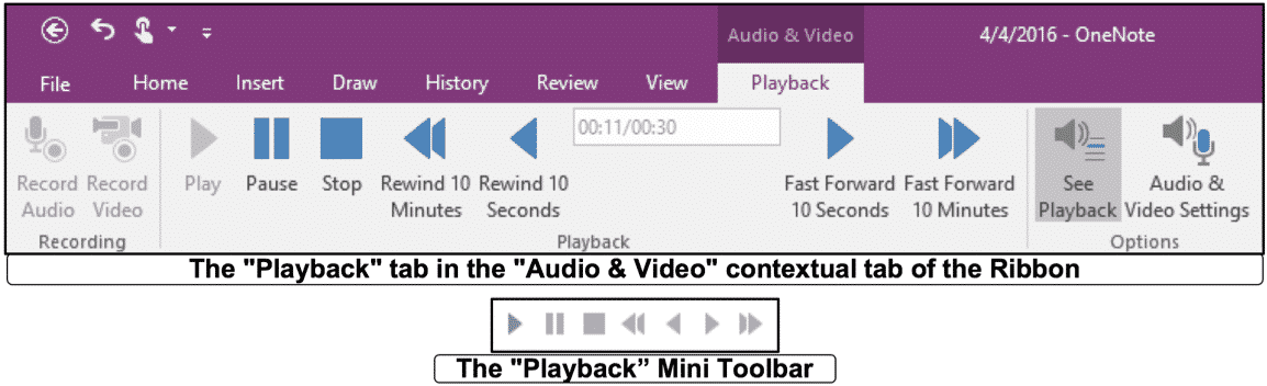 Can you add audio and video to microsoft word?