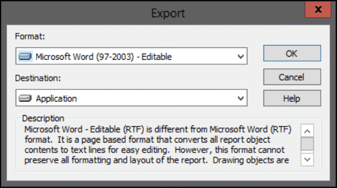 word 2013 report templates