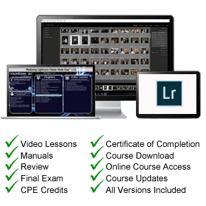 Lightroom Classic Tutorial Training Course - TeachUcomp, Inc