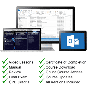 Outlook Tutorial Training Course - TeachUcomp, Inc