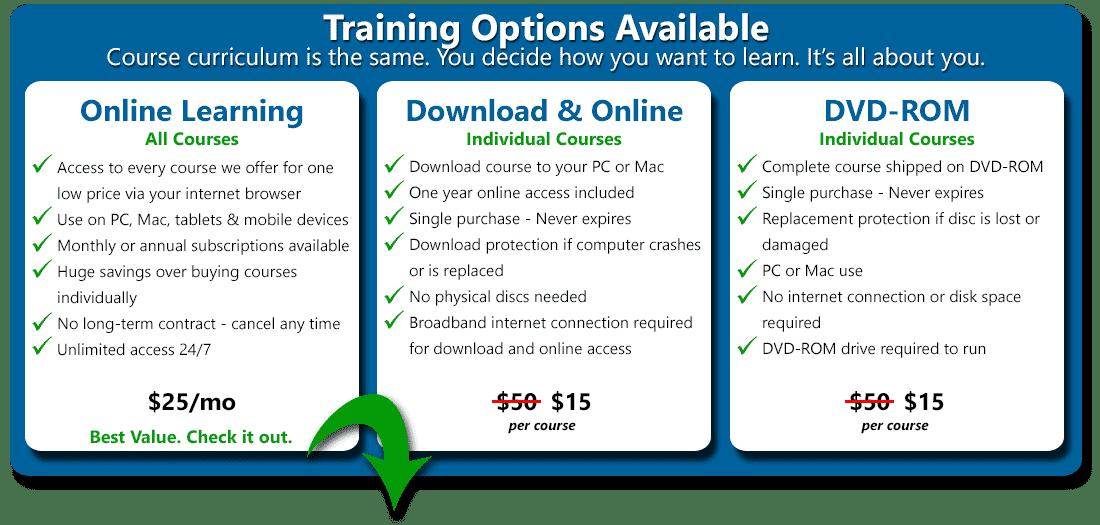 training-options-banner