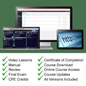 WordPress Tutorial Training Course - TeachUcomp, Inc